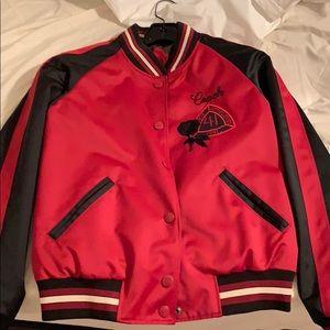 Coach reversible jacket